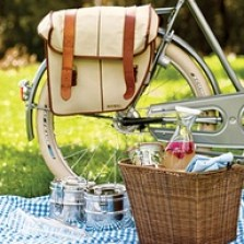 Picnic with Bike
