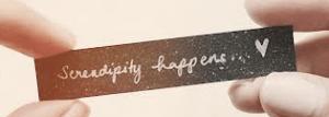 Serendipity Happens