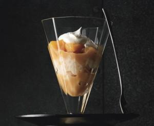 Rice Pudding Apple Carmel