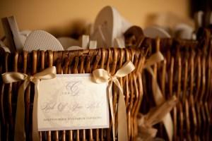 Wedding flipflops