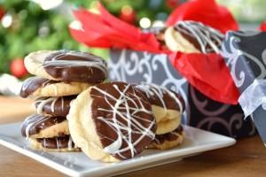 Choco Sugar Cookies