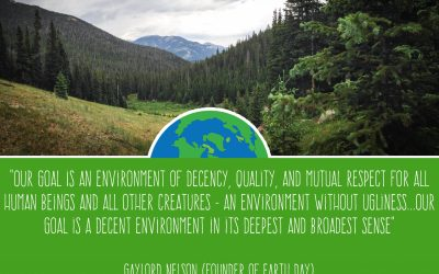 Serendipity Earth Week Recap
