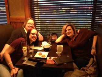 Kristi, Taylor and I, 2013