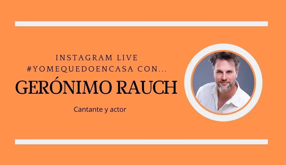 Geronimo Rauch