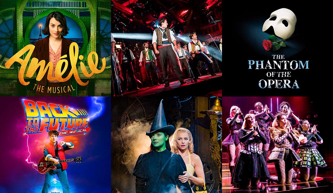 West End Musicals 2021
