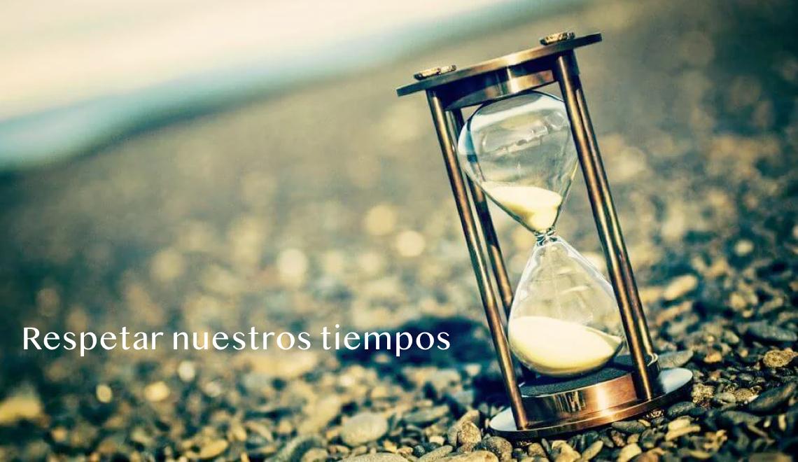 Respetar tiempo