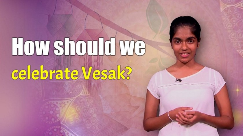 What is Vesak and how can we gain merits in a meaningful way?