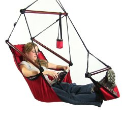 Hanging Chair Ebay On Exercises Hammock W Accessories Or And Stand