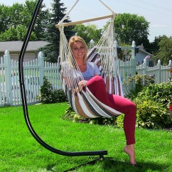 Swing Chair Over Canyon Ergonomic For Standing Desk Hanging Hammock Indoor Outdoor Use Max