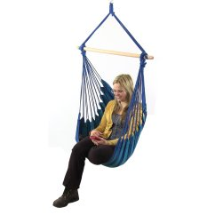 Hammock Chair Swings Ikea Henriksdal Cover Hanging Swing For Indoor Outdoor Use Max