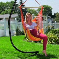 Swing Hammock Chair Indoor Folding Web Lawn Chairs Hanging For Outdoor Use Max