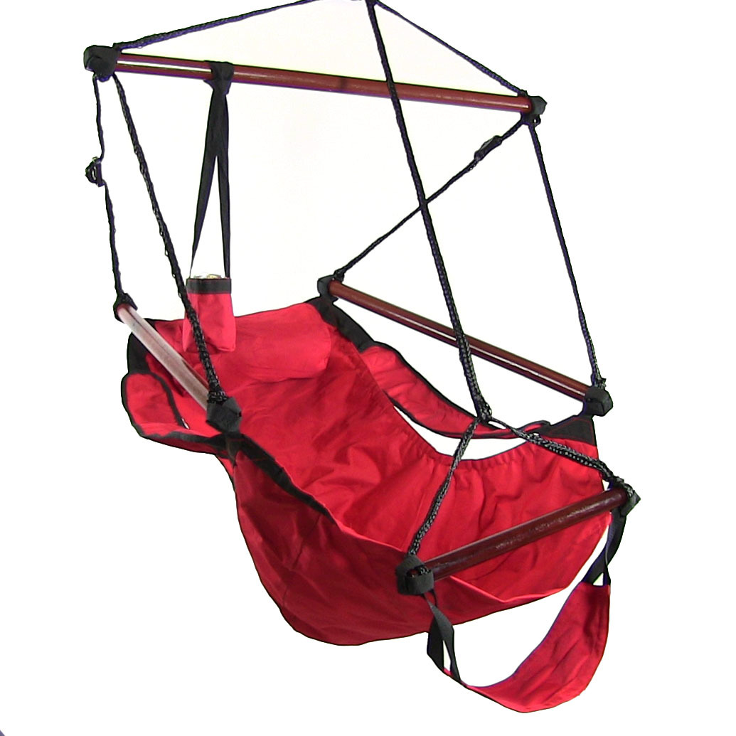 hammock chair with stand used barber sunnydaze durable x and hanging