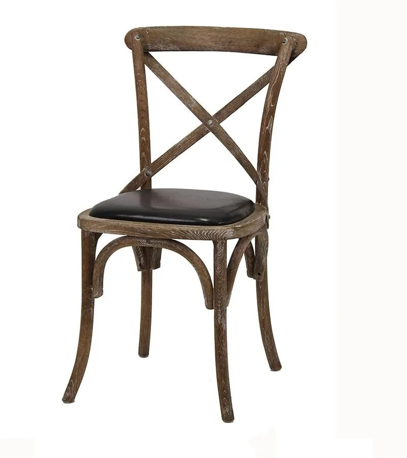Cross Back Dining Chair  Chinese Wholesale  Serenity Made