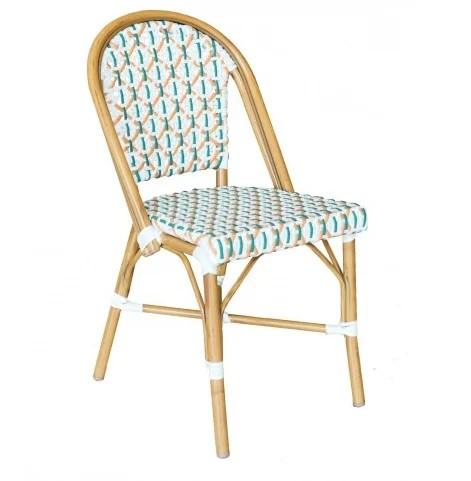 Aluminium Bistro Chair  Chinese Wholesale  Serenity Made