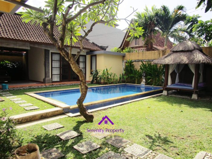 Sp0123 House 2 Bedroom With Beautiful Garden West Side Furnished Serenity Property