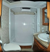 RV.Net Open Roads Forum: Travel Trailers: which shower has ...