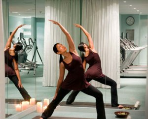 Yoga During Business Travel