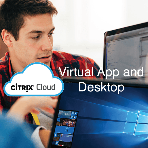 Citrix virtual app and deskto
