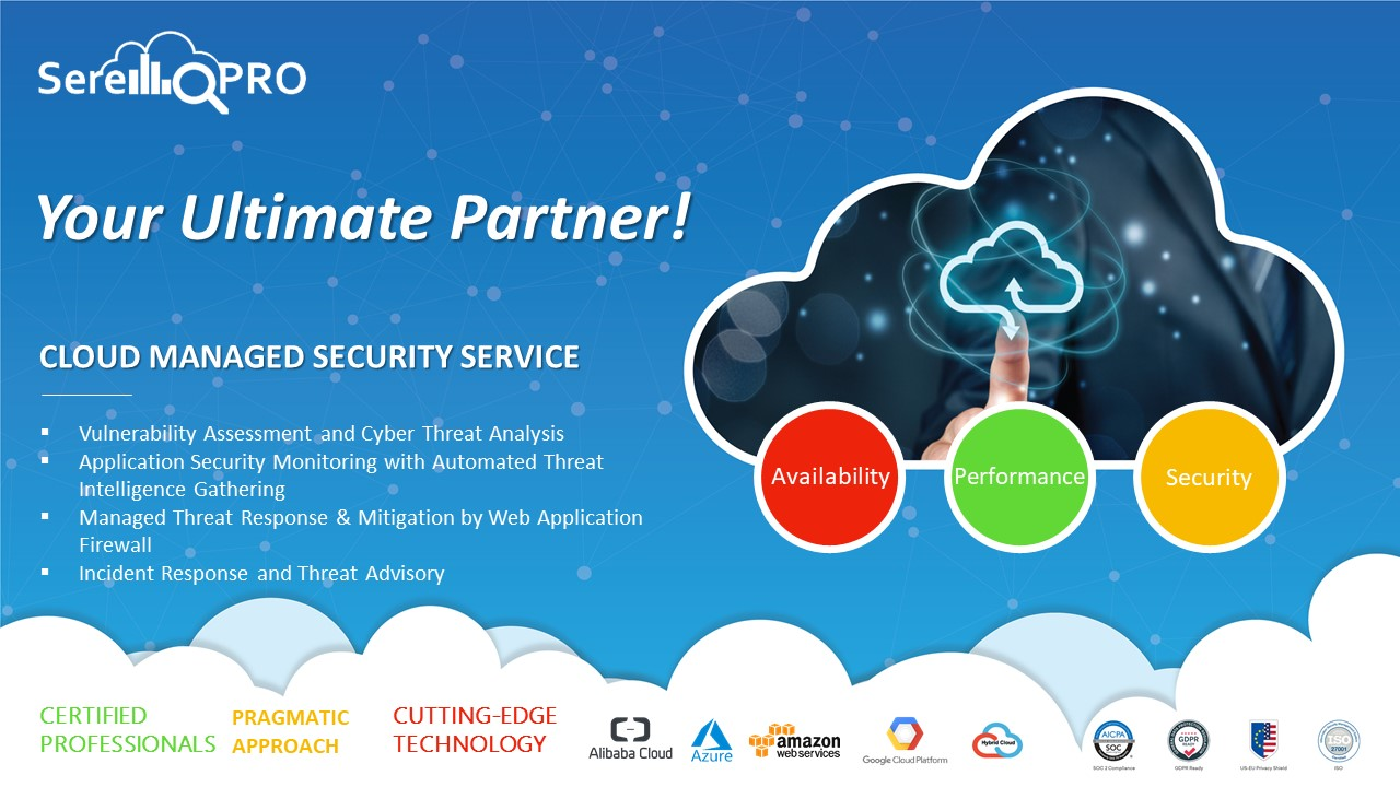 managed cloud security