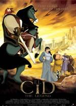 El Cid : The Legend - פרטי סרט : אל סיד (מדובב לעברית)
