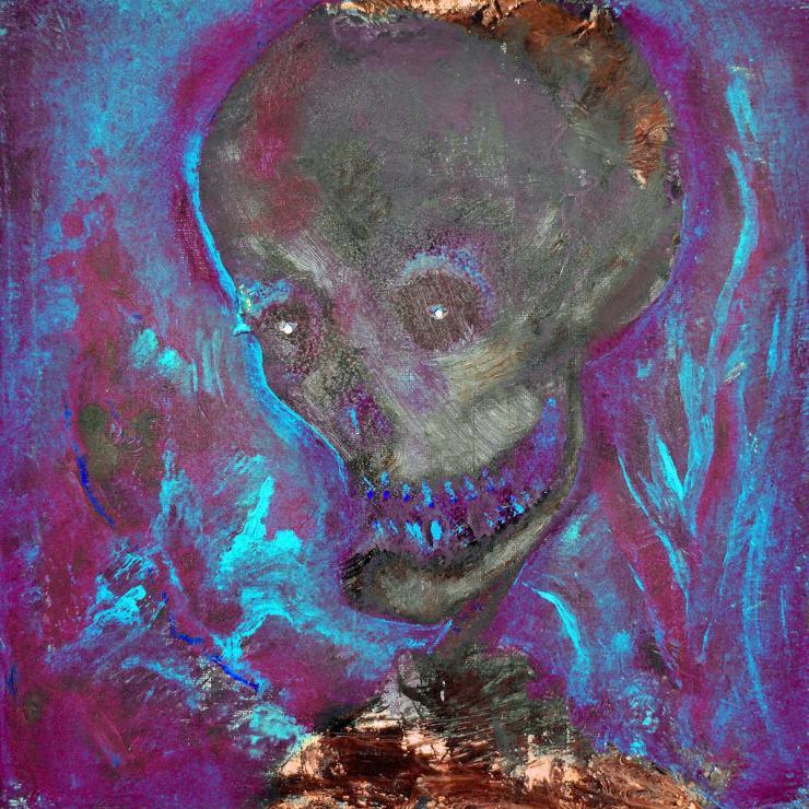 Artemis Sere SS-SG-00051 Portrait of a Charming Zombie