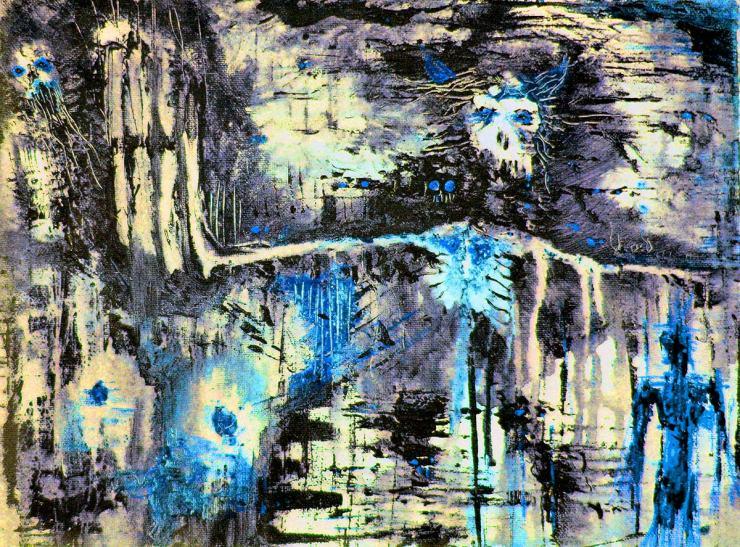 Artemis Sere SS-SG-00072 Pandemonium 3: Sea of Fiends