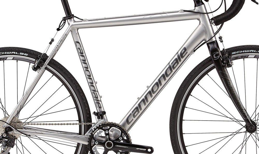Cadre Cannondale Caad X Cyclo-Cross BB30 Alu Brossé