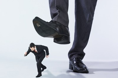 Mobbing (acoso sexual en el trabajo)