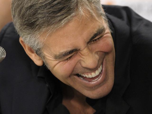 George Clooney Turns 50