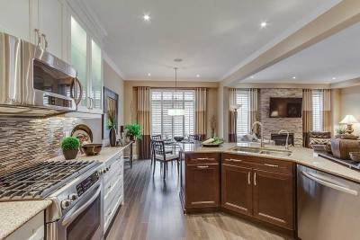 Real Estate Photography Kitchen Design Professional Photo Kitchener