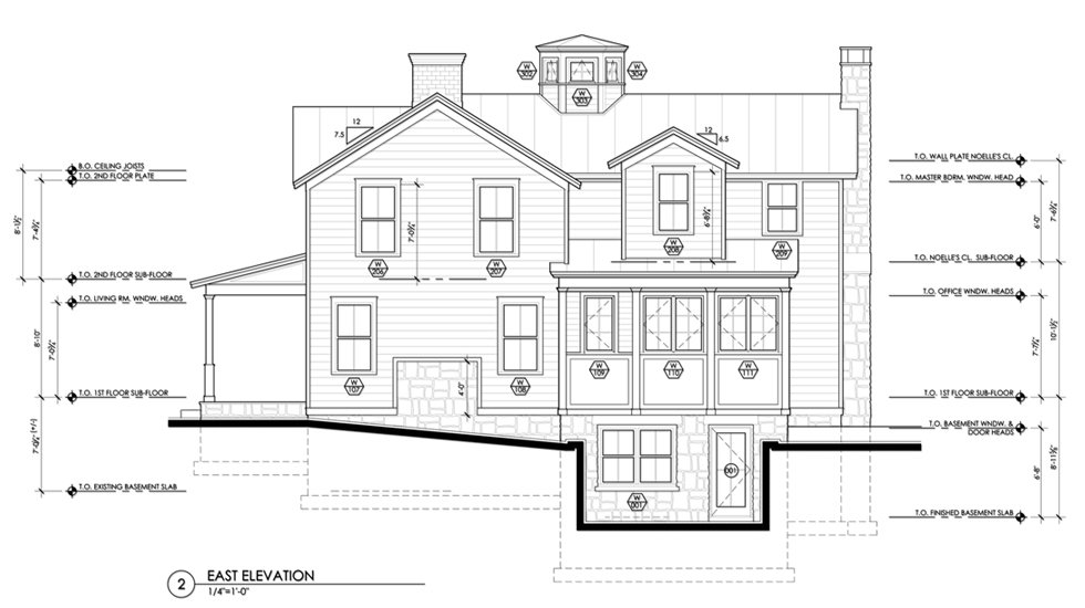 Hudson Valley Extreme Makeover–Construction Documents