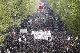 Manifestazione Lavoro Europa