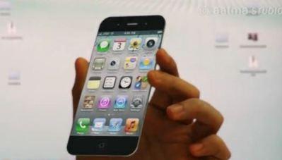 Concept iPhone5 : il case extra slim