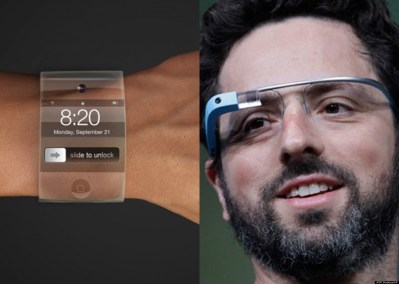 IWATCH GOOGLE GLASSES