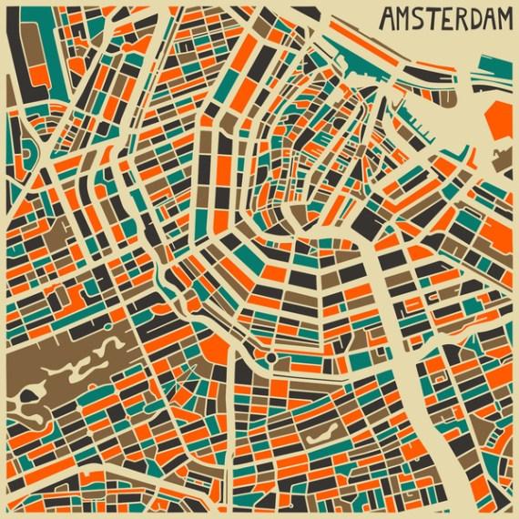 AMSTERDAM - JAZZBERRY BLUE