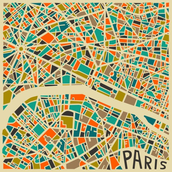 PARIS - JAZZBERRY BLUE