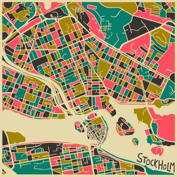 STOCKHOLM - JAZZBERRY BLUE