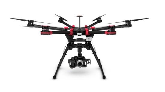 Drone dji-spreading-wings-s900