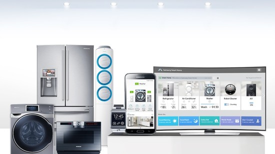 SMART HOME SAMSUNG PRODUCTS