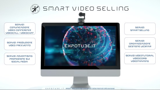 EXPOTUBE - Smart Video Selling Services - avriolab.com