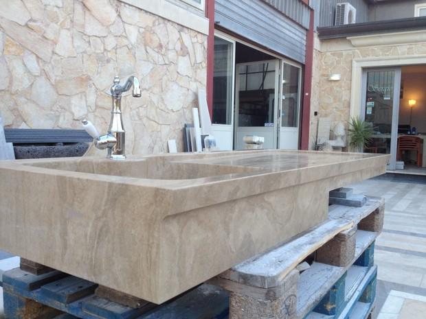 lavelli da cucina in pietra e in marmo  Catania  Pietra lavica Lavorazione marmi  Sergio