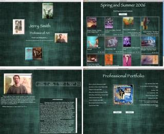 Jerry Smith, Previous Website