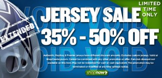 Holiday Jersey Sale