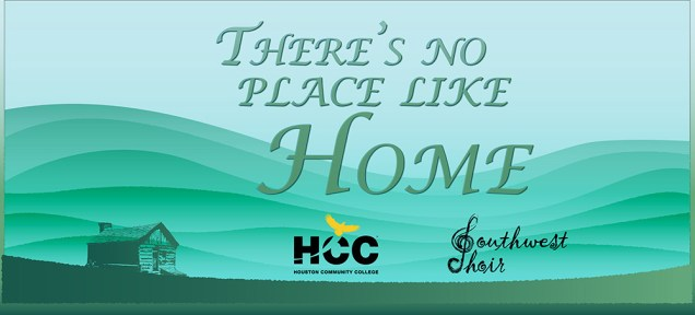 There's No Place Like Home CCTV Banner