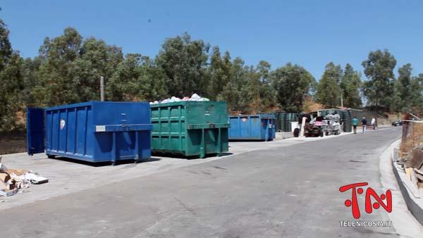 Nicosia, aggiudicata la gara per i lavori di potenziamento del centro comunale di raccolta