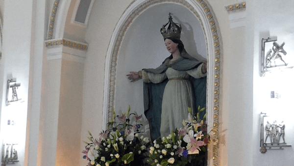 Si sono svolti a Nicosia i festeggiamenti in onore di Nostra Signora dei Raccomandati – VIDEO