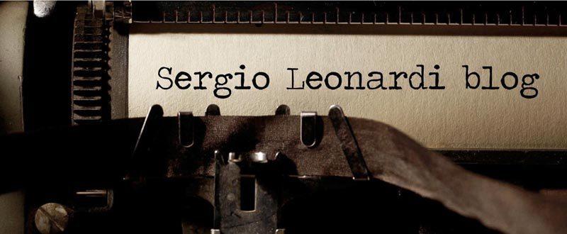 Sergio Leonardi Blog