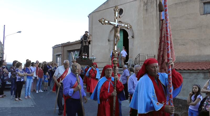 Nicosia, la processione di Sant'Antonio da Padova nel quartiere di Santa Maria Maggiore – VIDEO