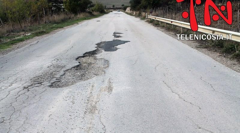 Approvato dall'ex Provincia il progetto definitivo per i lavori di messa in sicurezza della direttrice Nicosia-Altesina-Enna-A19