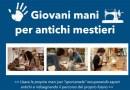 """Il Rotary di Nicosia ha avviato il progetto di formazione """"Giovani mani per antichi mestieri"""""""